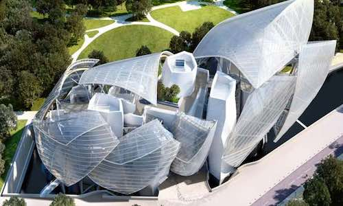 Frank Gehry - Fondation Louis Vuitton - 2014