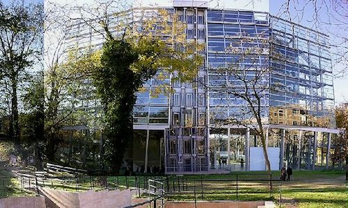 Jean Nouvel - Fondation Cartier - 2004
