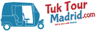 Logo Tuk Tours Madrid