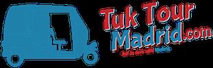Logo Tuk Tours Madrid