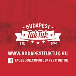 Logo BUDAPEST TUKTUK
